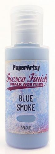 Fresco Finish - Blue Smoke